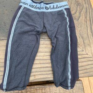 Lululemon Women's Cropped leggings